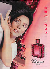 PUBLICITE ADVERTISING  2001    CHOPARD  parfum  MADNESS