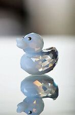 SWAROVSKI CRYSTAL HAPPY DUCK LUCKY LEE 1041375 MINT BOXED RETIRED RARE