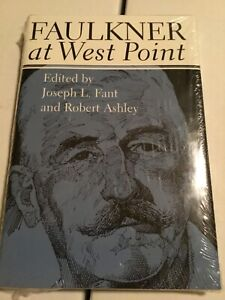 William Faulkner at West Point HC/DJ Biography - Literary Criticism