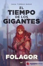 El tiempo de los gigantes. NUEVO. ENVÍO URGENTE (Librería Agapea)