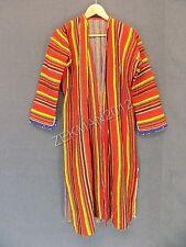 Antique Folk Traditional Bulgarian Woman's Costume Upper Coat from Breznitsa