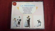 Verdi - La Traviata Montserrat, Caballé, Bergonzi Carl (2 CD Set)