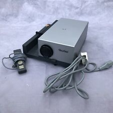 Rollei P35 A 35mm Slide Projector With Cables, Case & Magazine