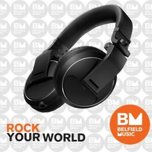 Pioneer HDJ-X5 DJ Headphones Black (Replaces HDJ500/700) - DJX5 - Brand New