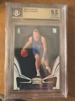 Luka Doncic Rookie Card  2018-19 Panini Certified RC #153 BGS 9.5 GEM MINT