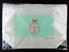Black Butler Kuroshitsuji Lunch Tote Bag Funtom Cafe Logo New