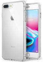 For Apple iPhone 7 Plus / iPhone 8 Plus Case | Ringke [FUSION] Clear Cover