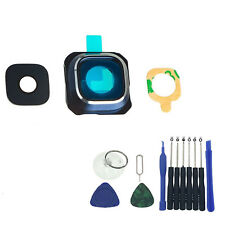 OEM Rear Back Camera Glass Lens Cover For Samsung Galaxy S6 G920 Blue Tools