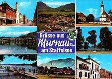 Recuerdos desde el murnau Staffelsee, postal
