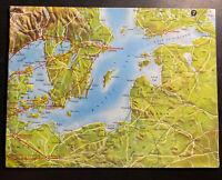 British European Airways BEA Flight Information Bulletin International Routes