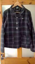 Donna Animale (uno stile di vita britannico Brand) Cappotto/Giacca UK Taglia 14 in buonissima condizione