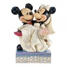 Disney Traditions Jim Shore 2013 Mickey & Minnie Bride Wedding Figurine 4033282