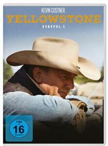 Kevin Costner YELLOWSTON Staffel 1 - DVD Taylor Sheridan WESTERN Serie