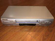 New listing Panasonic Pv-V464S Vhs Player Video Cassette Recorder - No Remote