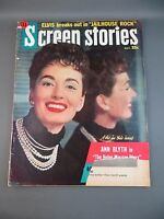 SCREEN STORIES Movie Star Magazine November 1957 Ann Blyth Cover
