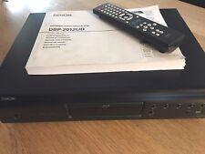 Denon DBP-2012UD ( Blu-Ray, DVD, SACD, SACD-R, CD player )