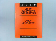Body Diag. Proced., ACM/CMTC/MIC/RKE/SKIS, 2000 Jeep Cherokee (XJ), 81-699-99033