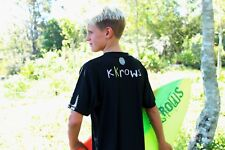 New listing Rash Guard By Kkrows. Juniors / Boys. Quick Dry. Comfort Fit. Fits All. Black