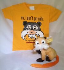 LOOK! SALE NOW Emperor Tamarin Stuffed Animal & T-Shirt Gift Set  PocketFuzzies