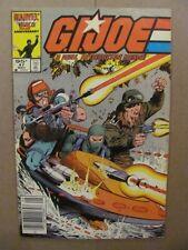 GI Joe A Real American Hero #47 Marvel Canadian Newsstand $0.95 Price Variant