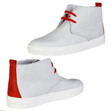 V 19.69 Herren Schnuhe Sneaker High-Top aus feinstem Leder Gr. 41 NEU