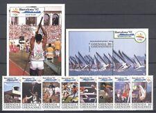 Olympiade 1992, Olympic Games - Grenada Grenadinen - ** MNH