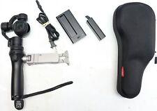 DJI Osmo Zenmuse X3 Zoom OM160 Gimbal, 4K Camera and DJI Osmo Handle