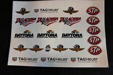 QSP Diorama Decal set 1:18 USA Oval Racing (transparent)