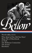 Saul Bellow : Novels 1984-2000 by Saul Bellow (2015, Hardcover)