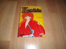 RUROUNI KENSHIN DE NOBUHIRO WATSUKI COMIC MANGA NUMERO 1 DEL AÑO 1999 USADO
