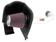 K&N For SILVERADO / SIERRA 77 Series High-Flow Performance Air Intakes 77-3082KP