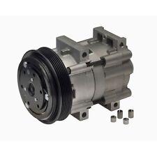A/C Compressor-DOHC AUTOZONE/COMPRESSOR WORKS fits 00-01 Ford Focus 2.0L-L4
