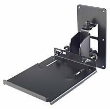 K&M 24171 Boxenwandhalterung mit Platte Lautsprecher Monitor Ablage Wandmontage