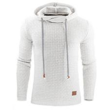 Mens Winter Hooded Sweater Warm Sweatshirt Jacket Coat Casual Hoodie Pullover