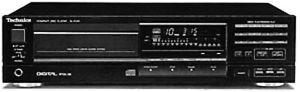 Technics SL-PJ45 Programmable Compact Disc Player – 360 Series Hi Fi Separate