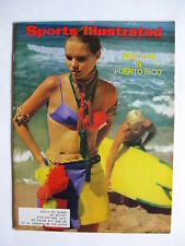 Sports Illustrated   January 13, 1969   swimsuit issue