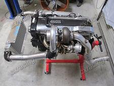 Turbo CatBack Transmission Engine Mount Oil Pan For 240Z 280Z RB25 RB25DET Swap