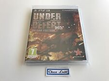 Under Defeat HD Deluxe Edition - Sony PlayStation PS3 - FR - Neuf Sous Blister