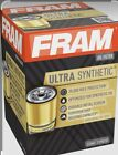 Fram Ultra Synthetic XG3614, 20K Mile Change Interval Spin-On Oil Filter with...