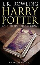 Harry Potter and the Half-Blood Prince by J.K. Rowling 1st Edition 1st Printing