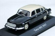 Tatra 603 Limousine - Modell 1. Serie Bj. 1955-1963, M.1:43, schwarz