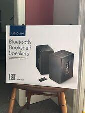 Insignia Bluetooth Bookshelf Speakers