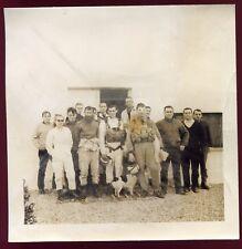 photo vintage . Parachutistes à Champforgeuil . Chalon-sur-Saône. Saône-et-Loire