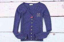 ODD MOLLY 114 lammwolle klassischer Strickjacke cardigan