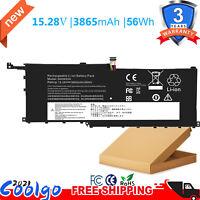 """For Lenovo ThinkPad X1 Yoga 1st Gen 14"""" Battery 15.2V 56Wh 3665mAh 00HW029"""