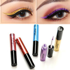 6ml Glitter Liquid Eyeliner Eye Makeup Metallic Shiny Liner -13 Color