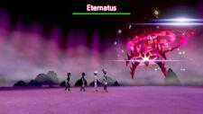 ✨ Shiny ✨ Emax Eternamax Eternatus Raid Den with 999 items drop rewards Rare ✨