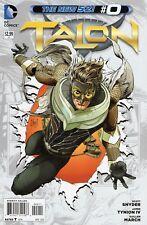 Talon #0 New 52 Series DC Comics 2012 VF+!!!