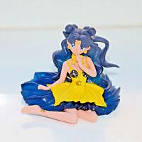 Human Luna Sailor Moon World gashapon figure figurine Japanese Bandai Japan