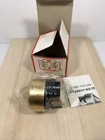 Vintage Pioneer NO 15 Closed Face Spincast Reel Made In Japan